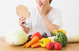美肌を叶える3つの栄養素